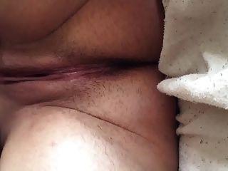 Amateur Milf Masturbating To Squirting Orgasm