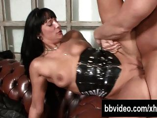 German Mistress Gets Pussy Fisted And Jizzed