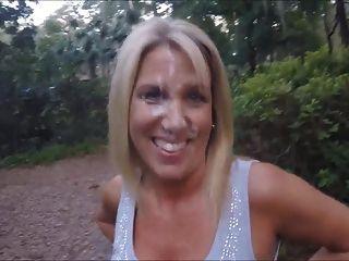 Een Facial In Het Park
