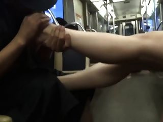 Sucking Toes Of Girl In Public