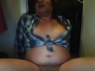 Cute Chubby Tranny Webcam