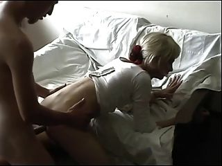 Cute Blonde Cd Gets Fucked