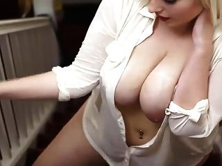 Big Tits Down Blouse Joi British