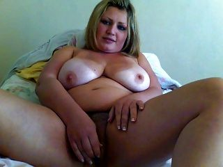 Milf heels big tits