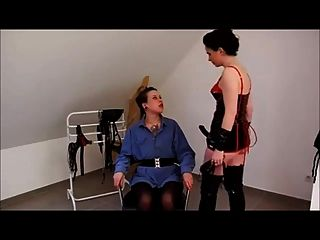 French Submissive Sevant Humiliated And Hardly Fucked