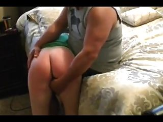 Sub Spanked Fingered And Fucked