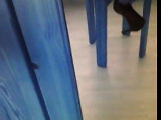 Blondchen In High-heels, Oder Anders Rum