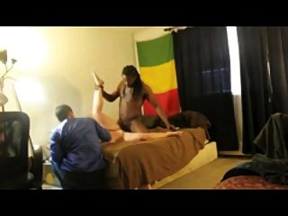 Rasta Fucks Swinger Wife