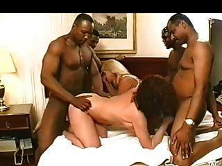 2003 Interracial Orgy Party