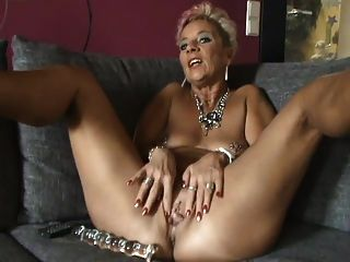 German Mature Milf Dirty Talk