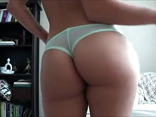 Amateur Ass Webcam Strip