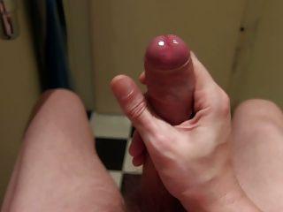 Uncut Foreskin Play And Cum