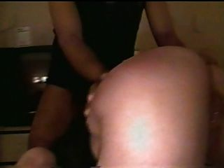 White Submissive Slut Being Used By Bbcs  Part1