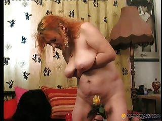 Redhead Is Still Slutty After 50