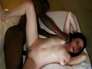 Slut Wife Cheating With Monster Black Cock (estefania)