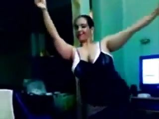 Arab Bbw Girl Dancing