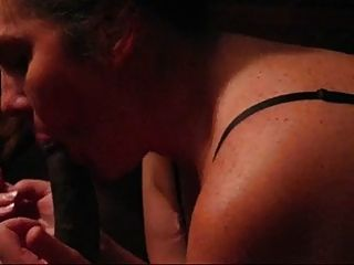 White Wife Gets Seduced By Bbc While Hubby Films