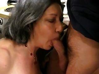 Busty Granny Still Got It