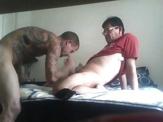 Tattooed Straight Guy Fucked By Bd