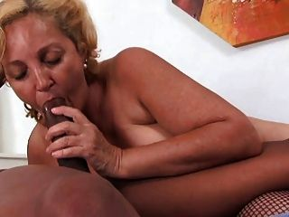 Blonde Brazilian Grandma