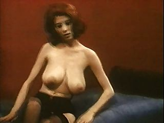 Mrs Robinson - Vintage Nylons Stockings Striptease Big Boobs