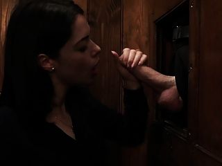 Ava Dalush Hot Church Scene