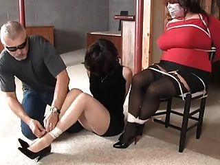Elane & Betty In Bondage