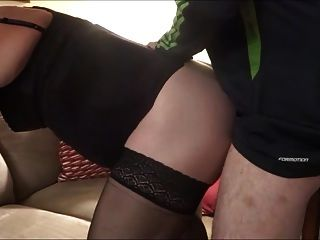Long Hair Jock Atm Feeds Sexy Tranny Hard