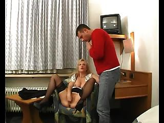 German Mom Fucked Not Her Son