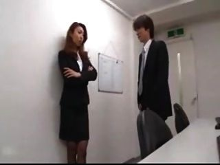Negotiations Indecent Body In The Office