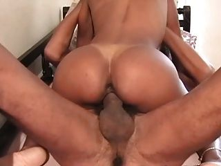 Naturally Beautful Brazilian Girl. Homemade