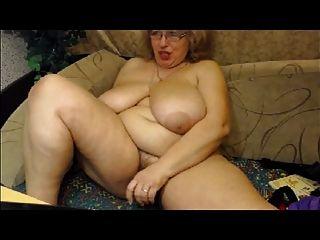 Big Boobs Mature On  Webcam
