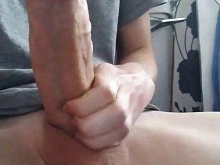 18 Yo Boy With Huge Fat Cock (21cm)