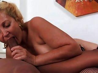 Booty Brazilian Granny Taste A Young Bbc