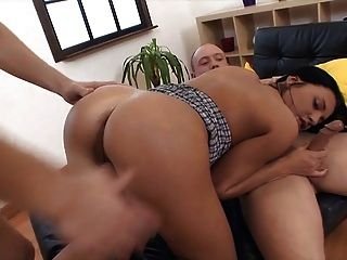 Magnificent Stephanie Brutal And Total Anal And Double Anal