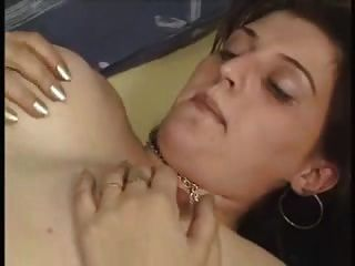 Two Hairy Pregnant Babes And A Mature Playing