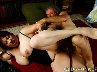 Beautiful Busty Bbw Milf Is A Very Hot Fuck