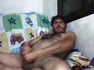 Str8 Daddy Stroke So Horny
