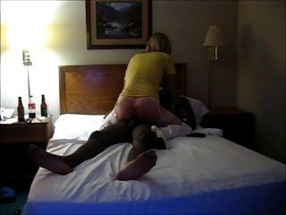 Worked Over By A Huge Black Cock