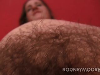Amateur Hairy Girl With Big Bush Furry Armpits Closeup