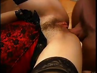 Nice Couple Anal Fucking In Kitchen