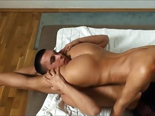 Girl Destroys Boy On Bed And Gets An Explosive Orgasm