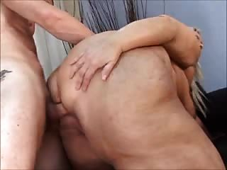 Blonde Ssbbw Fucked And Creampied