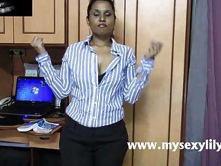 Indian Sex Teacher Babe Lily