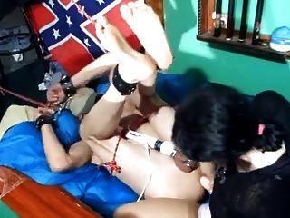 Chastity Strapon