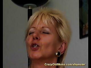 Stepmoms First Anal Sex