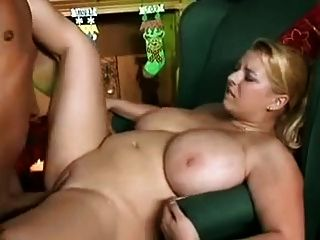 Stunning Blonde Bbw Mature Gets Fucked