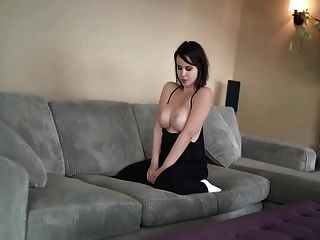 Busty Gf Fucked In Yoga Pants