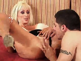 Big Tits Blonde Fucks The Younger Guy