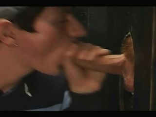 Perverted Gay Gloryhole Fucking Action  Bmq